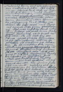 Leo Baeck Archives, Diary of Harry Kranner Fiss, Harry Kranner Fiss Collection, AR 25595, Box 1, folder 12