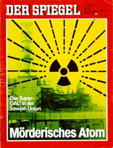 Titelbild spiegel 1986 for Spiegel nachrichtenmagazin