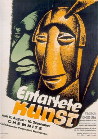 Kapitel 2: Drittes Reich - Entartete Kunst