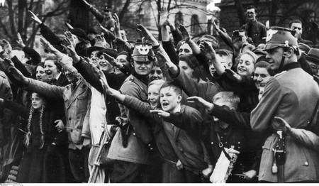 hitlers promises to the german people To the german people, adolf hitler promised many things chief among them  was the revocation of the 1919 treaty of versailles most germans, whatever  their.