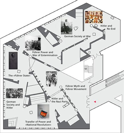 D Exhibition Floor Plan : Deutsches historisches museum berlin hitler and the