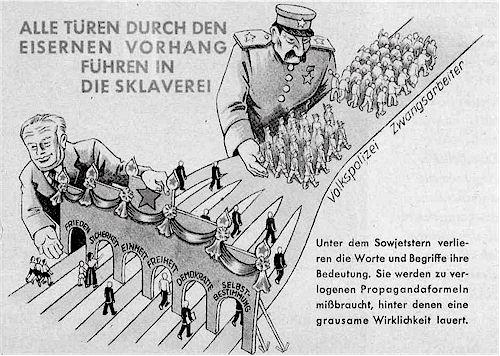 Kalter Krieg Karte.Deutschland Im Kalten Krieg 1945 Bis 1963