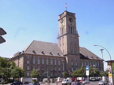 Risultati immagini per rathaus schöneberg berlin