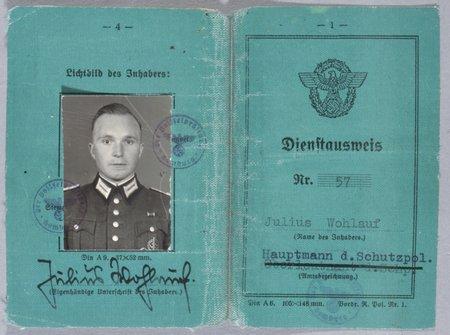 Polizeidienstausweis