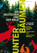 Poster - Under Trees. The Germans and the Forest
