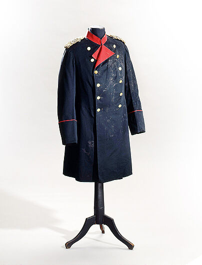 Surtout for Colonel General in the rank of General Field Marshal, Prussia, 1878. (Inv.Nr. U 59/26.1, Hohenzollern-Museum)