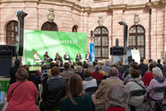 Podiumsdiskussionzum Museumsfest 2015 © DHM/Bruns