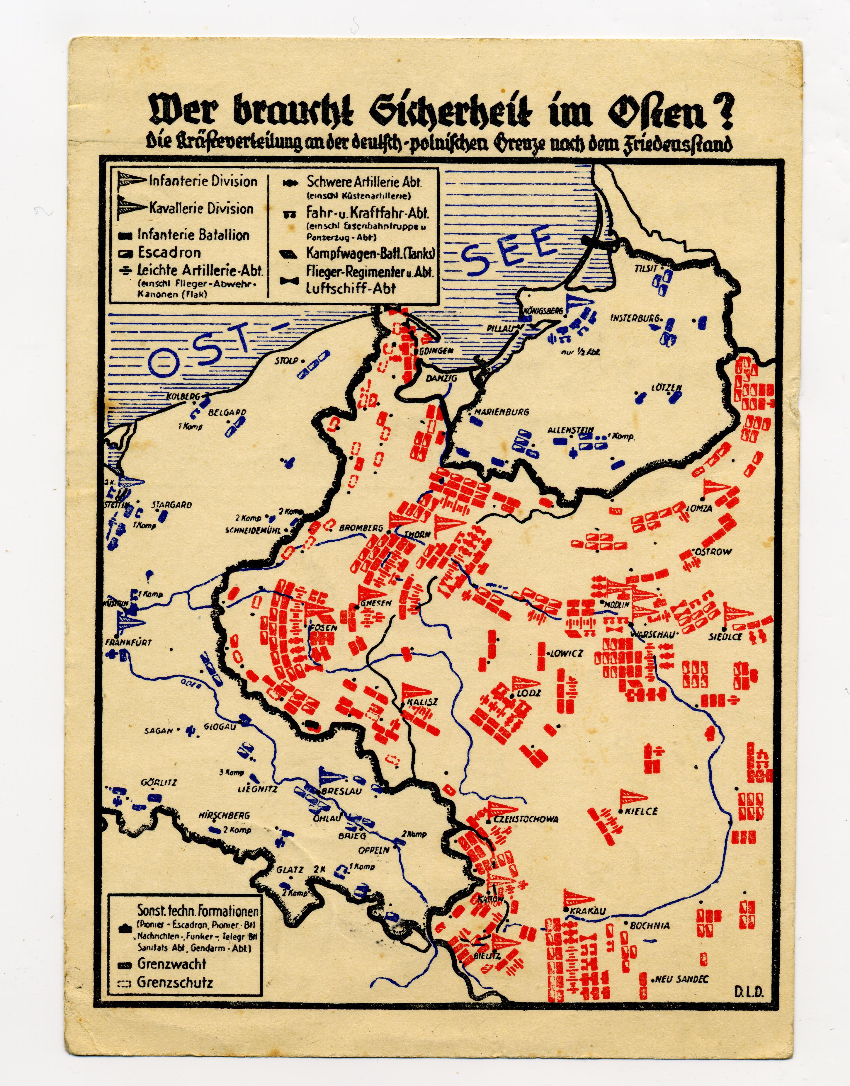Lemo Kapitel Ns Regime Aussenpolitik Der Deutsch Polnische
