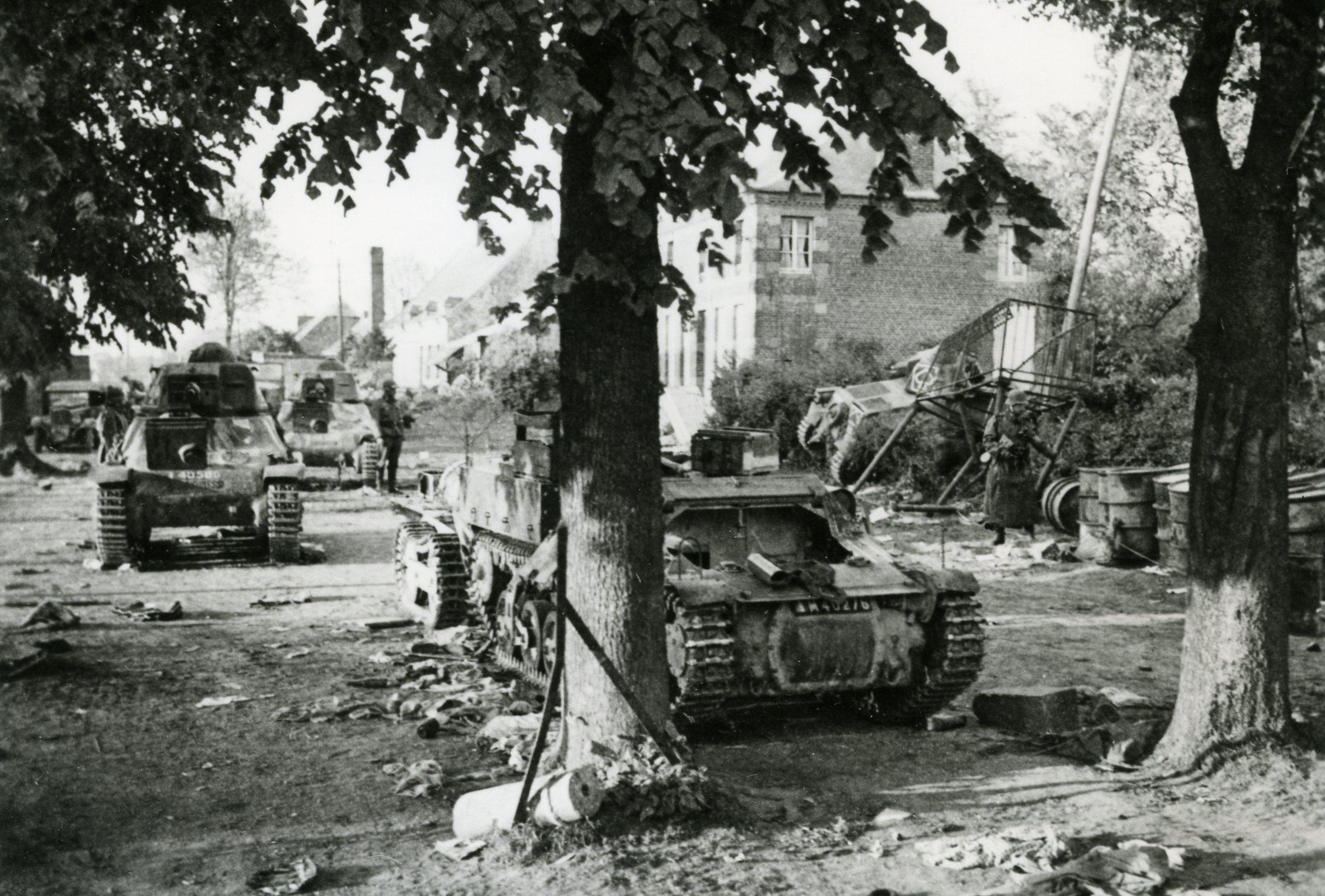 Angriff Auf Frankreich 2. Weltkrieg