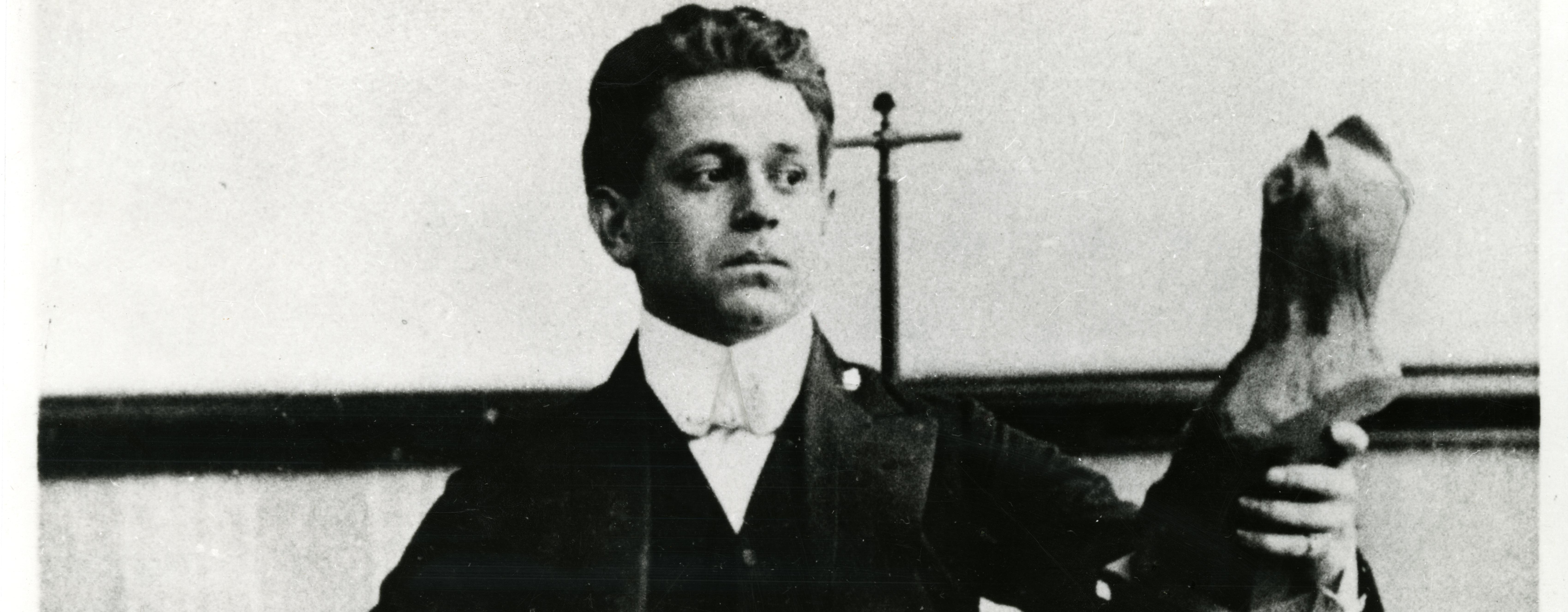 Kurt Tucholsky, 1914