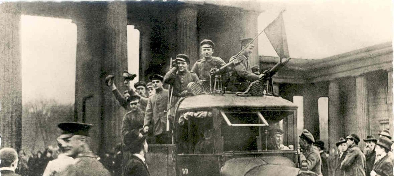 LeMO Kapitel - Weimarer Republik - Revolution 1918/19