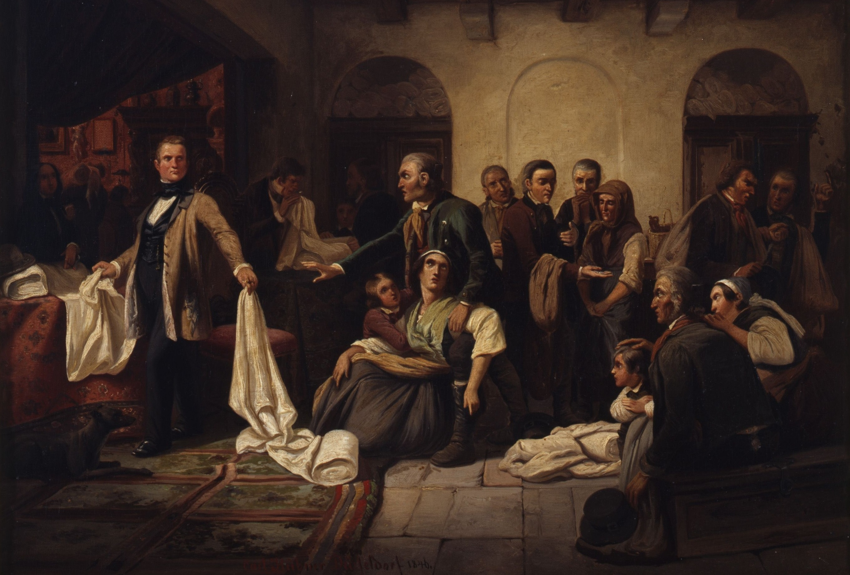 Lemo Kapitel Vormärz Und Revolution Deutscher Bund