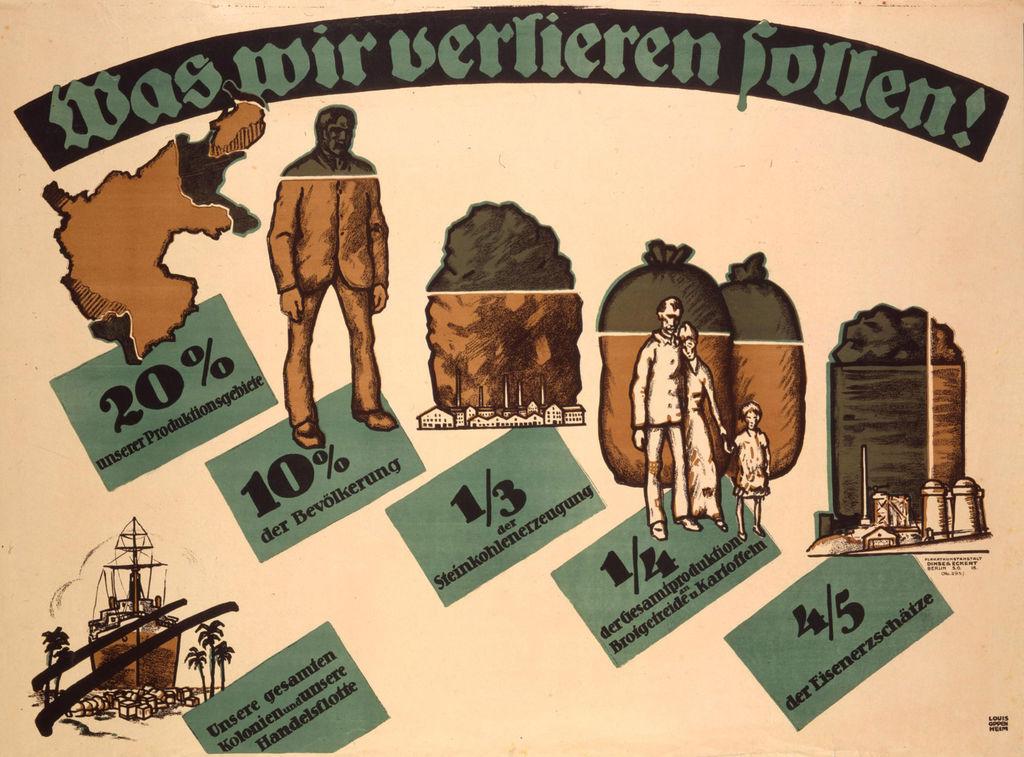Lemo Kapitel Weimarer Republik Außenpolitik Versailler Vertrag