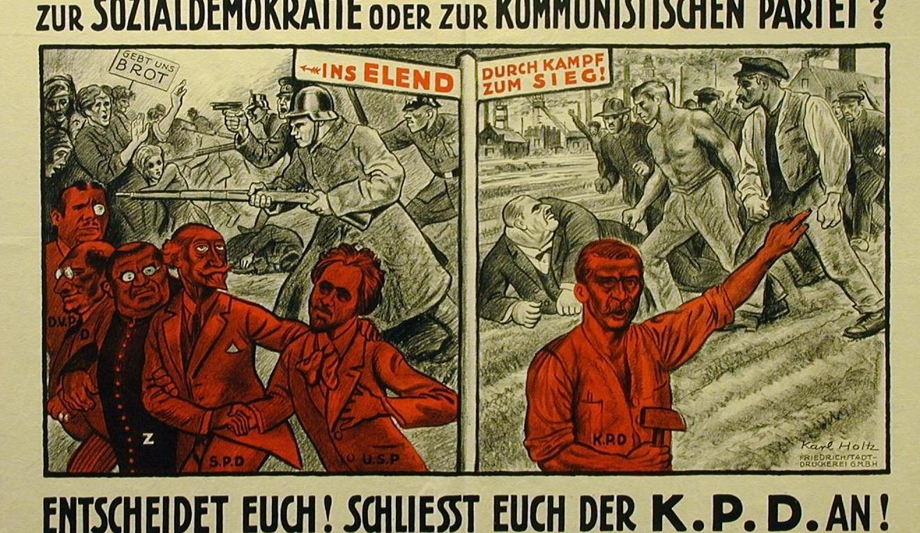 Politische Lage Deutschland 1933