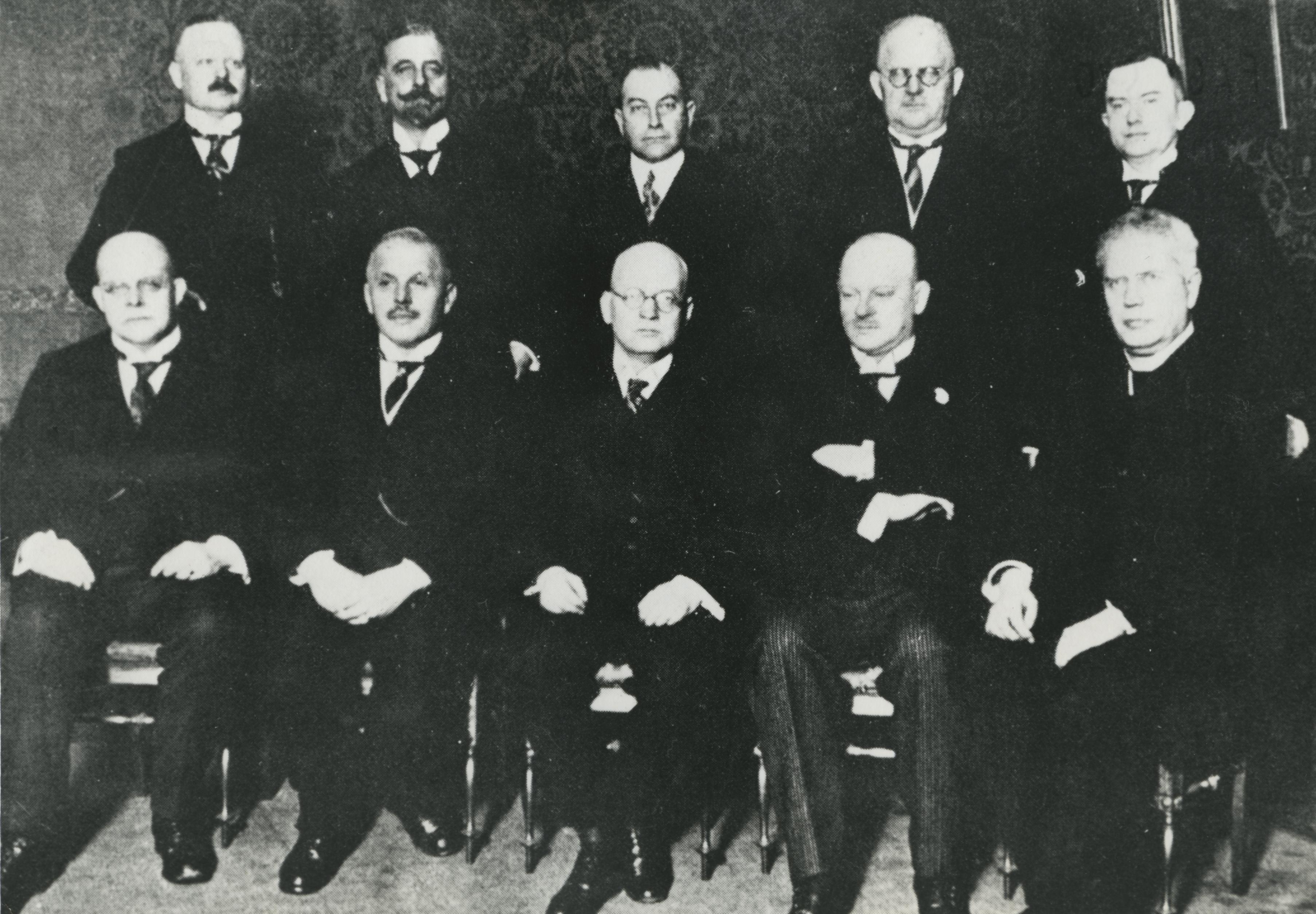 das zweite kabinett luther 1926 - Was Ist Ein Kabinett