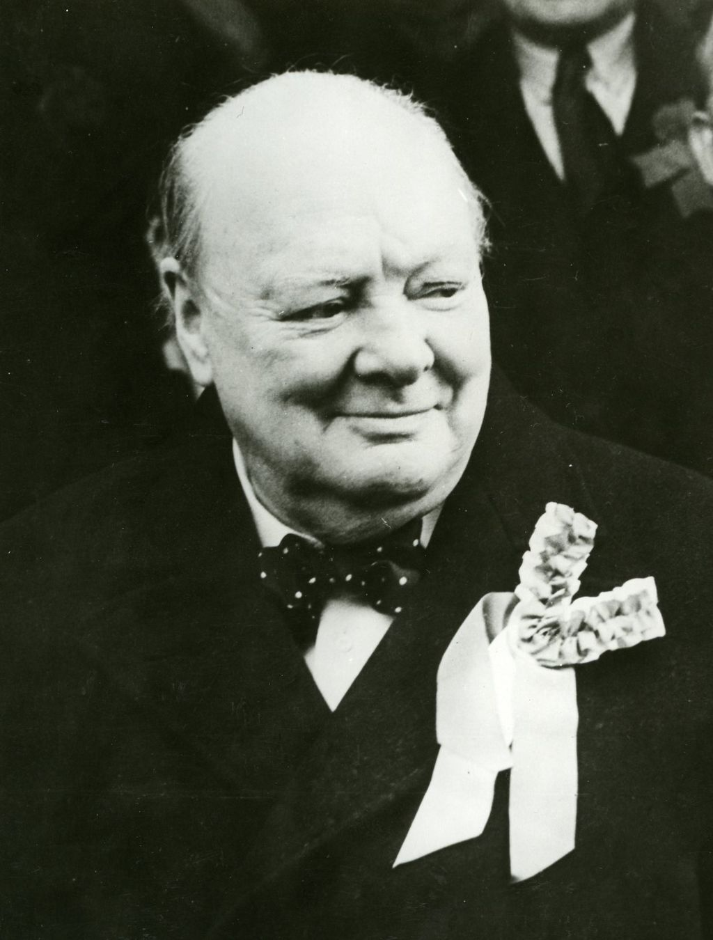 Exponat: Photo: Churchill, Winston, 1951