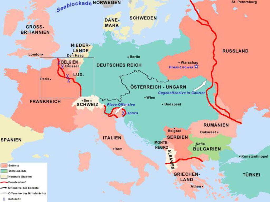 Karte Deutsches Reich 1914.Lemo Bestandsuche