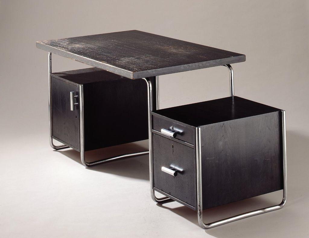 lemo bestand objekt schreibstisch b287 um 1930. Black Bedroom Furniture Sets. Home Design Ideas