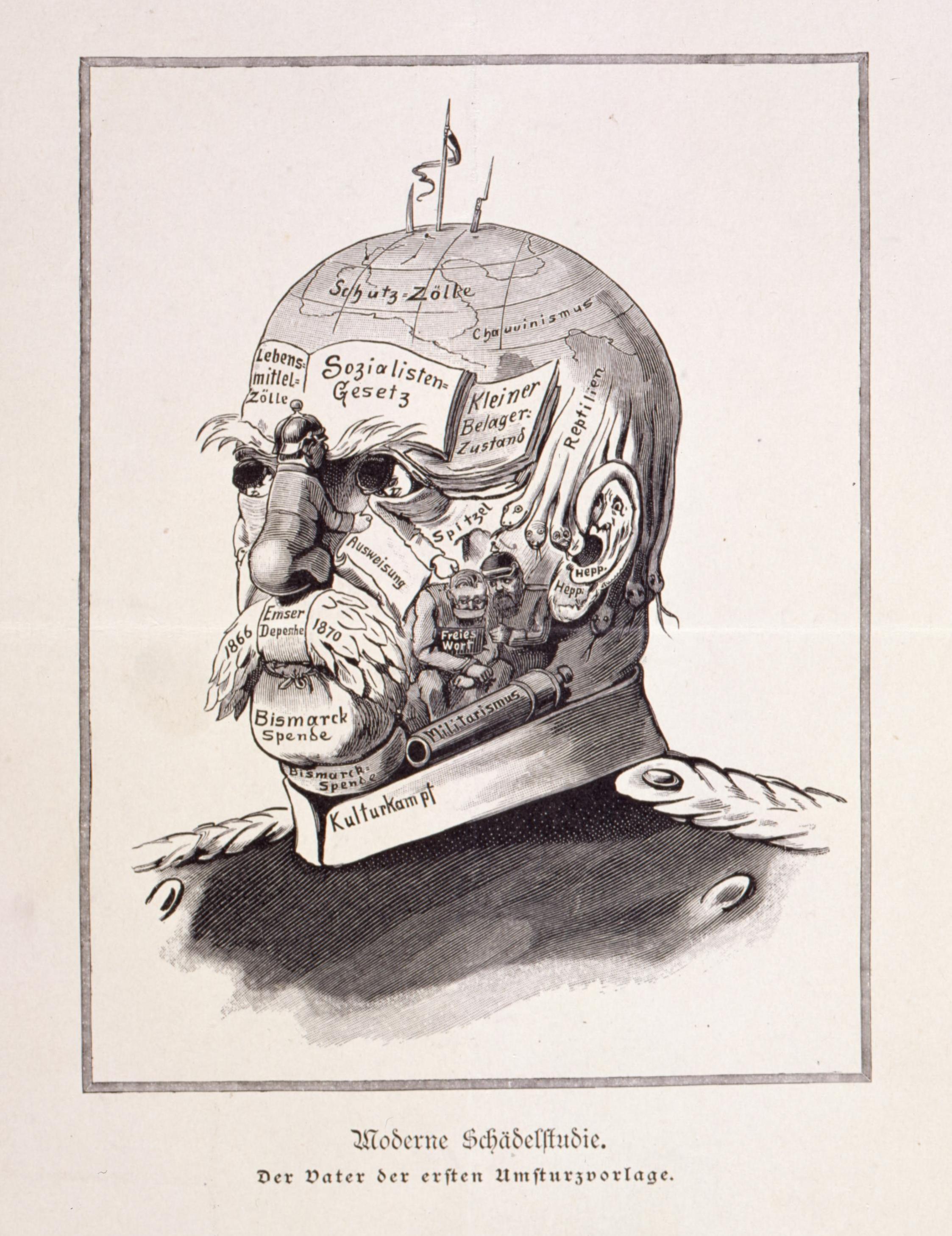 Lemo Kapitel Kaiserreich Innenpolitik