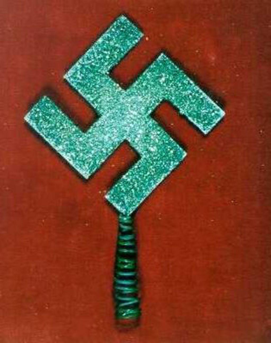 LeMO Kapitel - NS-Regime - Innenpolitik - Hakenkreuz