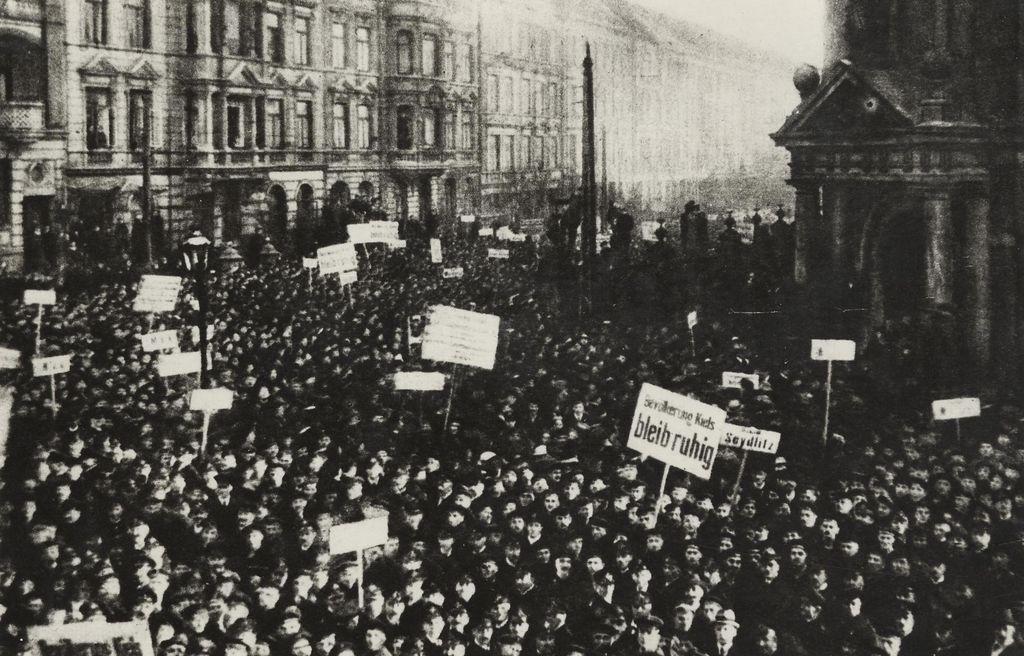 matrosenaufstand 1918 kiel