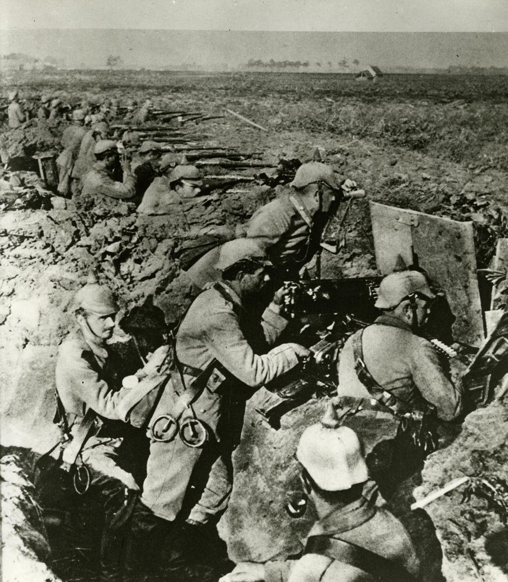 Lemo Kapitel Erster Weltkrieg Kriegsverlauf