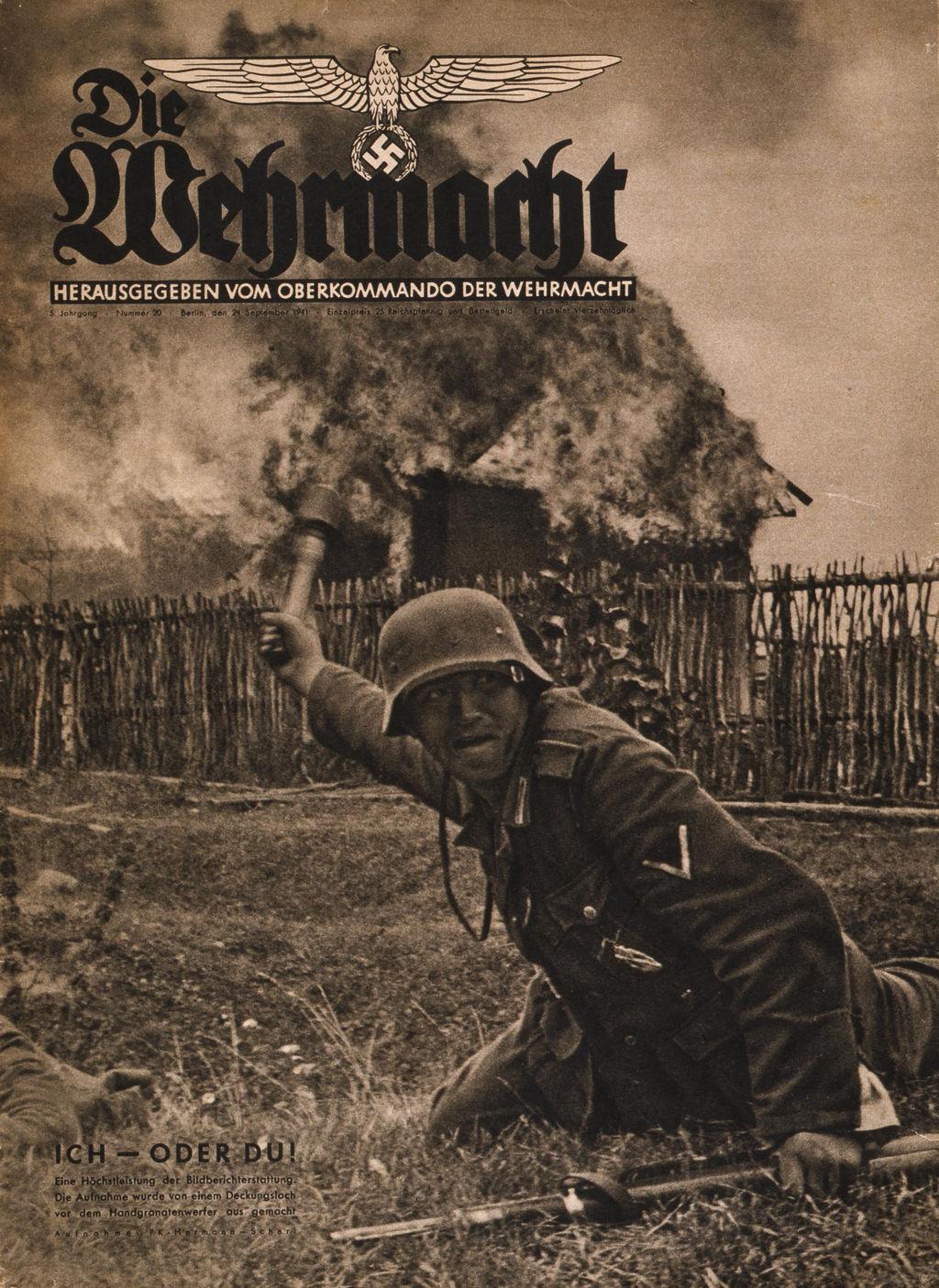 Lemo Bestand Objekt Die Wehrmacht 1941