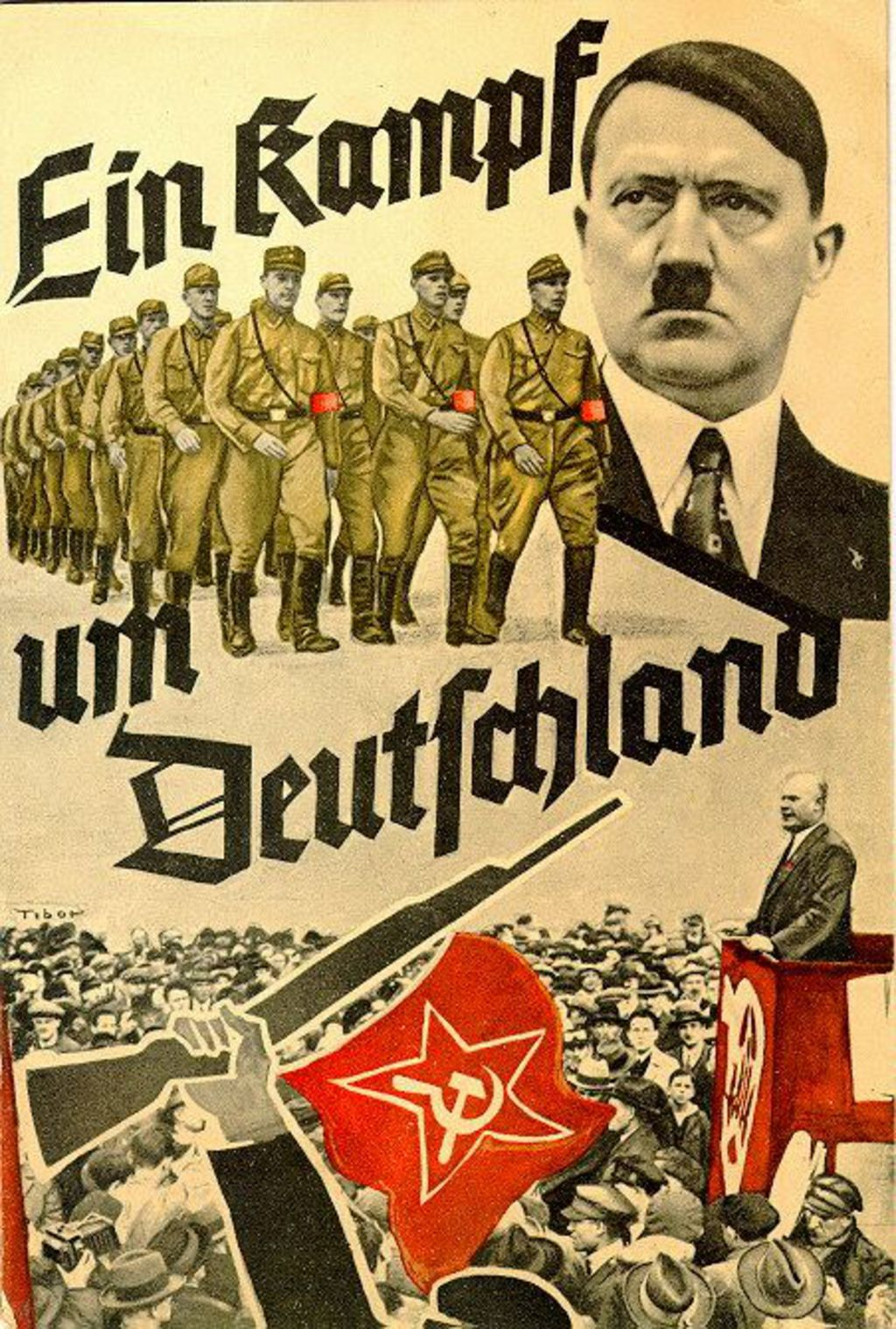 propaganda anti adolf hitler essay Adolf hitler and the jews research papers discuss hitler's hatred toward the jews and adolf hitler's death - adolf hitler and the jews research papers discuss hitler's nazi germany's negative anti-semitism propaganda research papers examine how influential the propaganda was on the.
