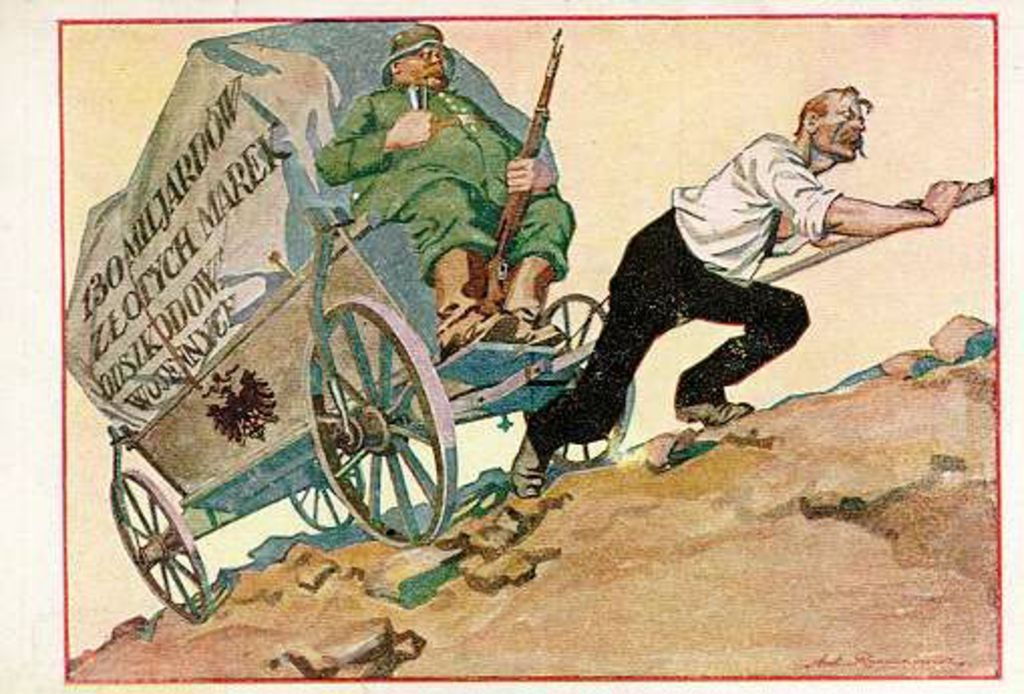 Lemo Kapitel Weimarer Republik Außenpolitik Teilung