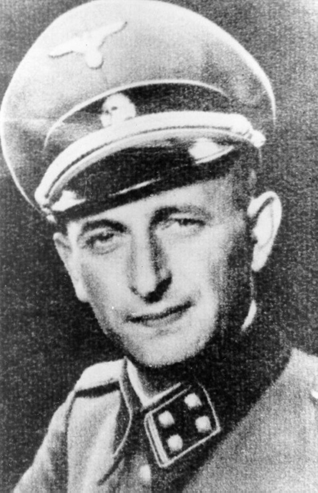 LeMO Biografie Biografie Adolf Eichmann