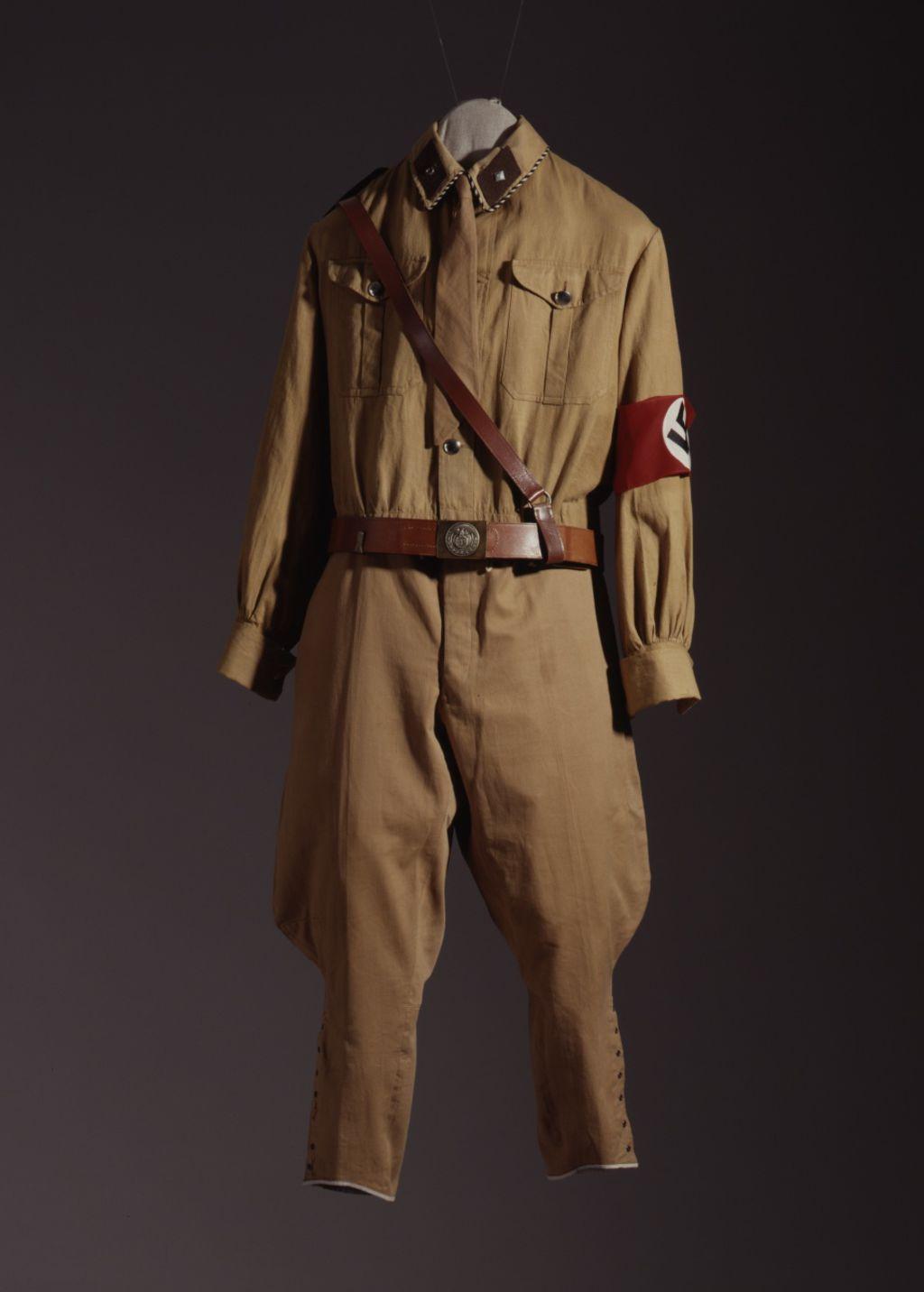 LeMO Bestand - Objekt - Uniform der SA, um 1930