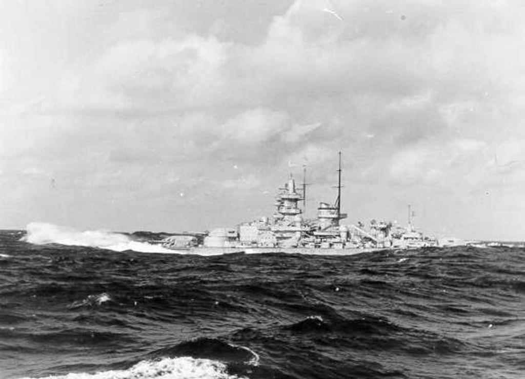Lemo Bestand Objekt Schlachtschiff Quot Scharnhorst Quot 1939