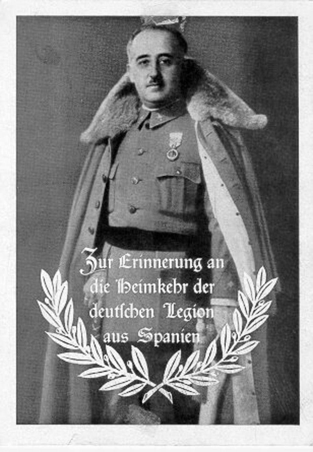 LeMO Biografie - Biografie Francisco Franco